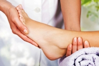 Foot Massages May Help to Reduce Anxiety